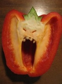 Demonic bell pepper